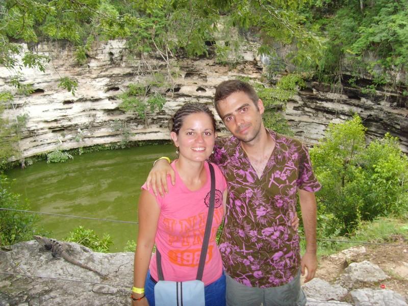 Cenote sacré